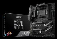 مادربرد ام اس آی MSI X370 SLI PLUS AM4