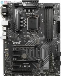 مادربرد ام اس آی MSI Z370 PC PRO LGA 1151